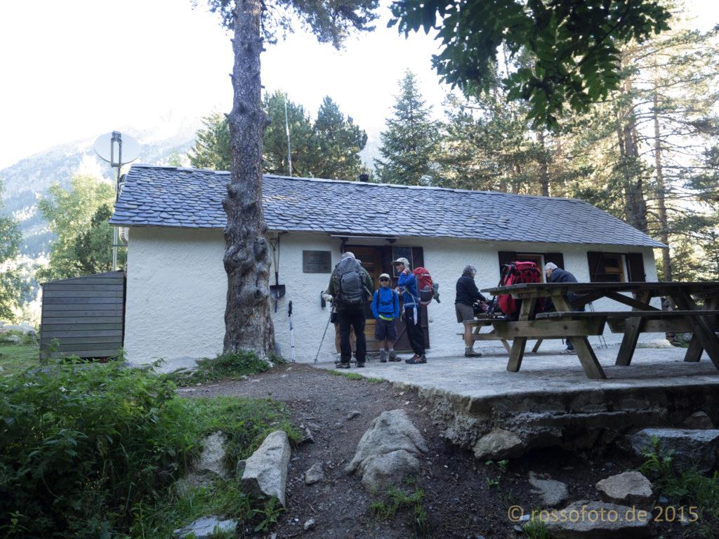 Refugio Ernest Mallafré.