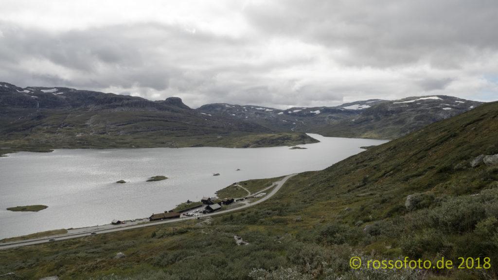 Ausgangspunkt der Hardangervidda-Tour.