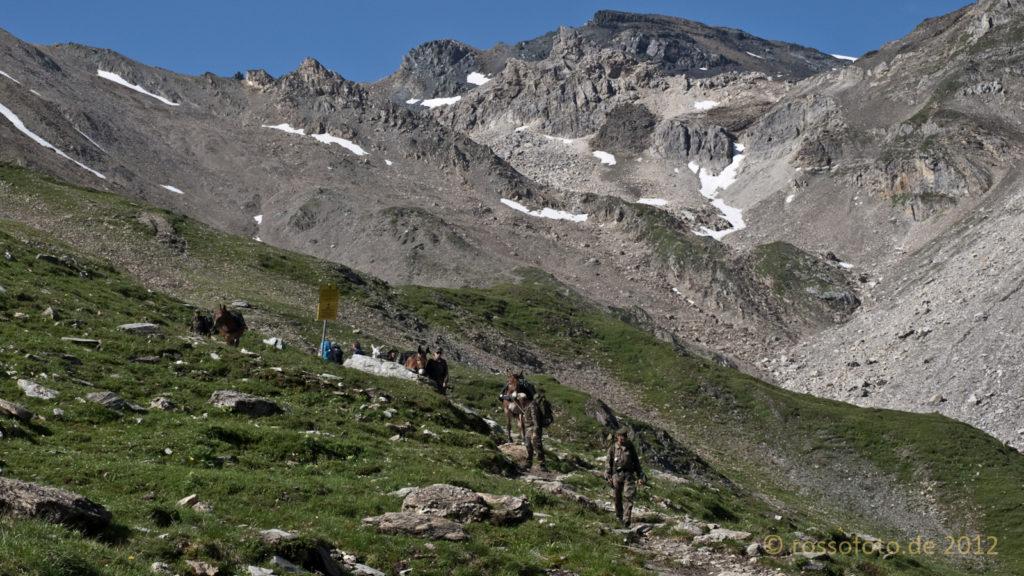 Truppenübungsplatz Alpen