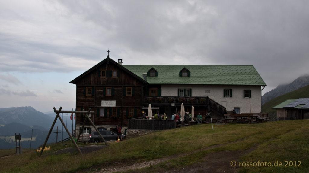 Schlüterhütte.