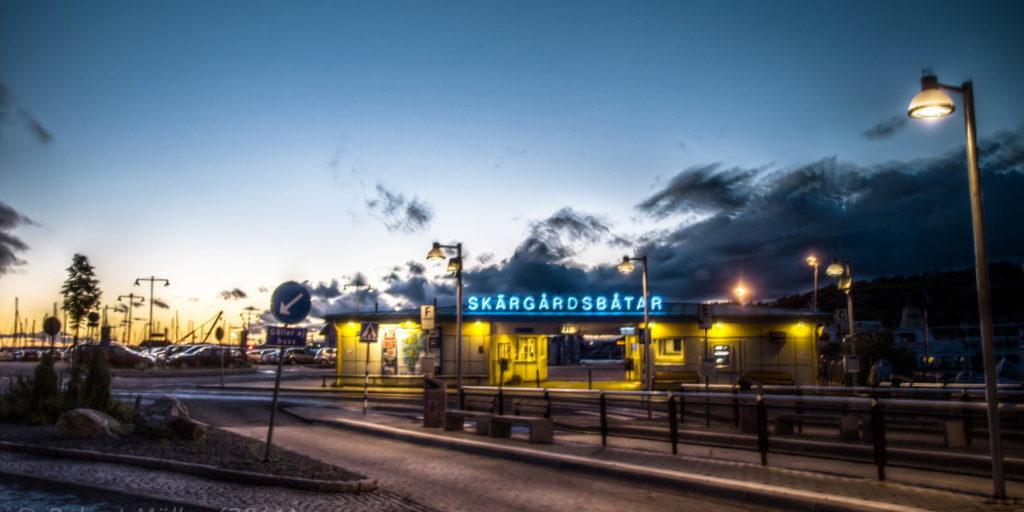 Göteborg - Saltholmens Brygga